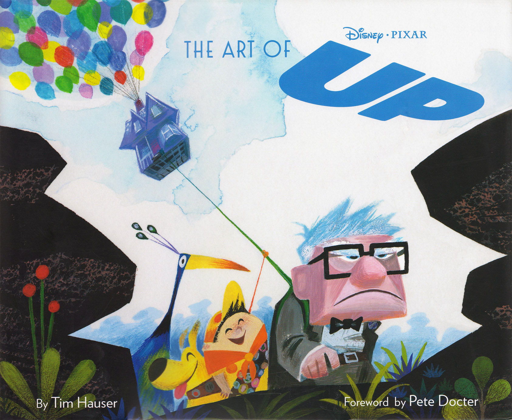 The Art of Up - Artbook